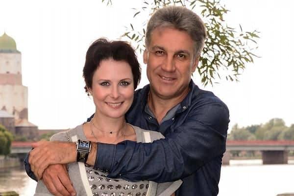 Семья Алексея Пиманова фото