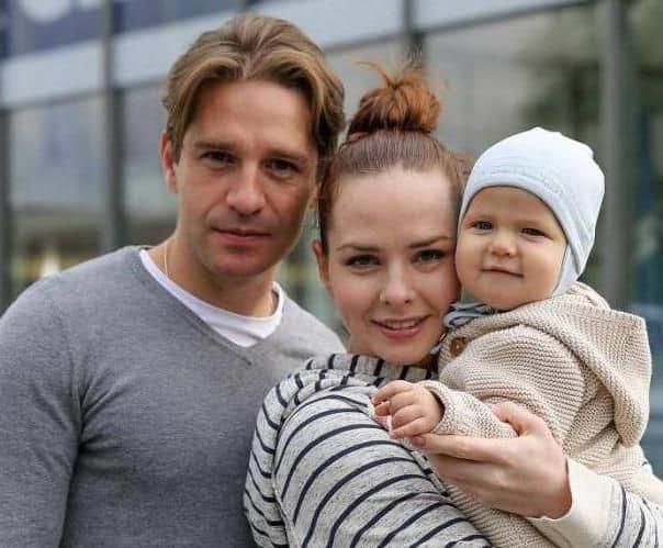 Семья Елены Николаевой фото
