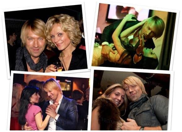 Семья Олега Винника фото