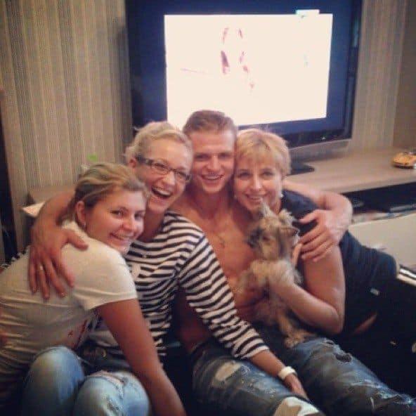Семья и дети Дмитрия Тарасова фото