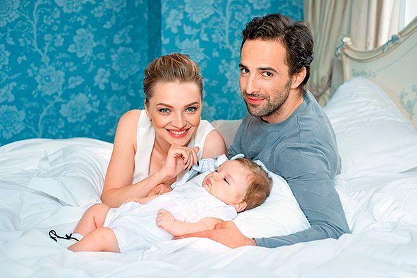 Семья и дети Екатерины Вилковой фото