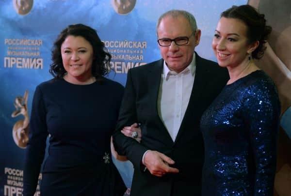 Жена Игоря Прокопенко – Оксана Барковская фото