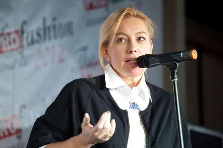 Биография Арины Шараповой (телеведущей) фото