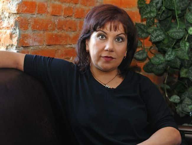 Биография Марины Федункив фото