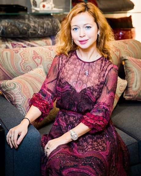 Биография и личная жизнь Елены Захаровой фото