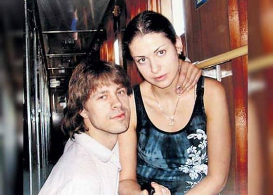 Бывшая гражданская жена Сергея Перегудова – Анна Ковальчук фото