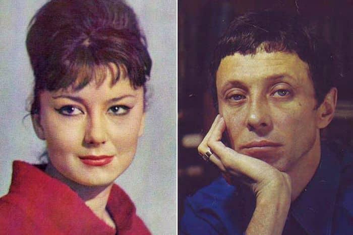 Бывшая жена Олега Даля – Татьяна Лаврова фото