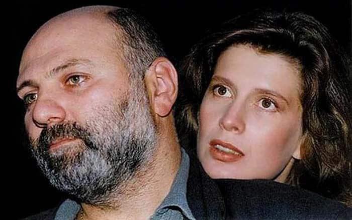 Бывшая жена Сергея Газарова – Ирина Метлицкая фото