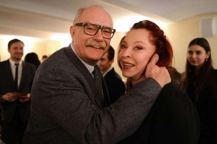 Бывший муж Анастасии Вертинской – Никита Михалков фото