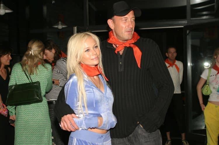 Бывший муж Елены Кориковой – Максим Осадчий фото
