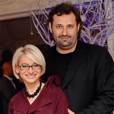Бывший муж Эвелины Хромченко – Александр Шумский фото