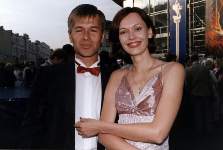 Бывший муж Ирины Безруковой – Игорь Ливанов фото