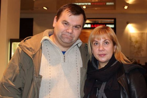Бывший муж Марины Федункив — Михаил фото