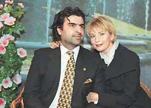 Бывший муж Татьяны Веденеевой – Юрий Бегалов фото