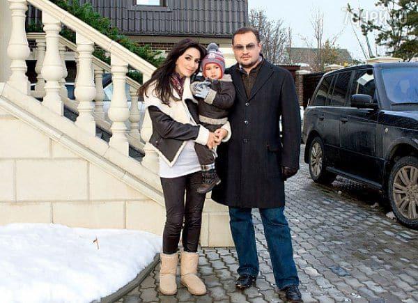 Бывший муж Зары (певица) — Сергей Иванов фото