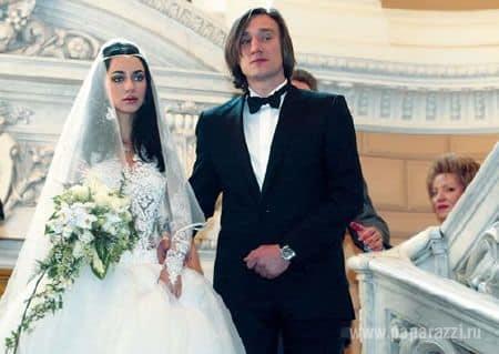 Бывший муж Зары (певица) – Сергей Матвиенко фото