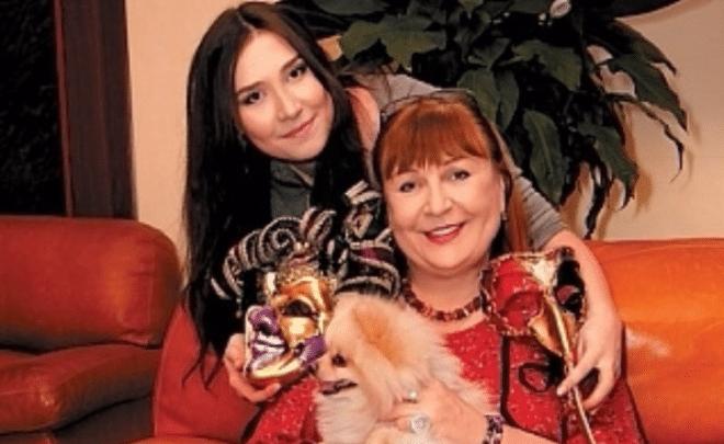Дети Татьяны Кравченко фото