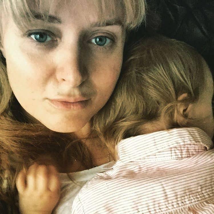 Дочь Анны Михалковой – Лидия фото