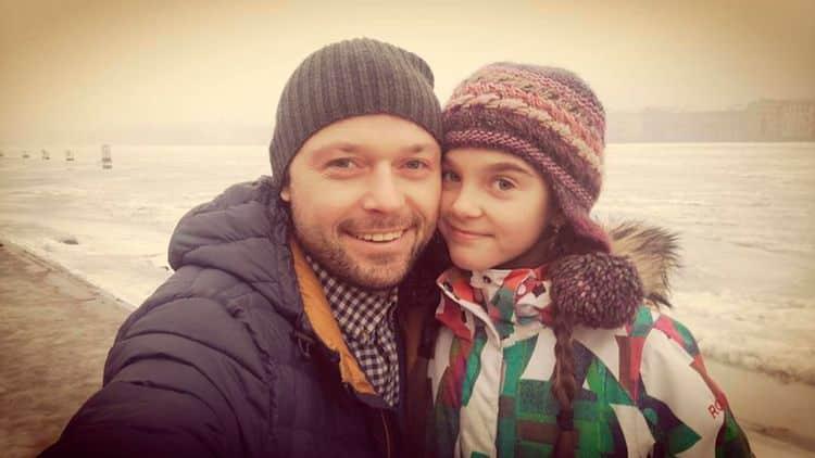 Дочь Ильи Носкова – Софья Носкова фото