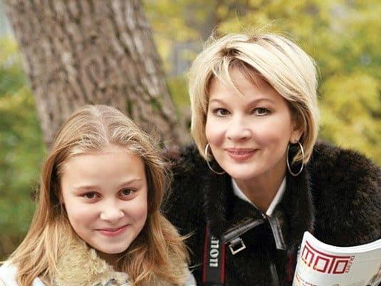 Дочь Татьяны Веденеевой фото