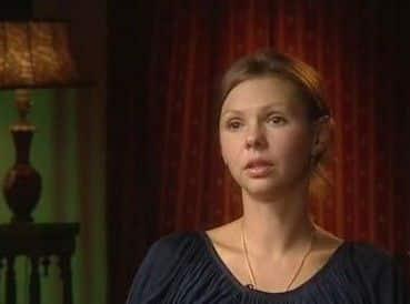 Дочь Виталия Соломина – Анастасия фото