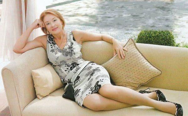 Фото Ларисы Удовиченко в журнале «Максим» фото
