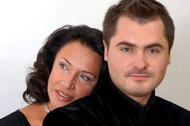 Гражданский муж Надежды Бабкиной – Евгений Александрович Гор фото