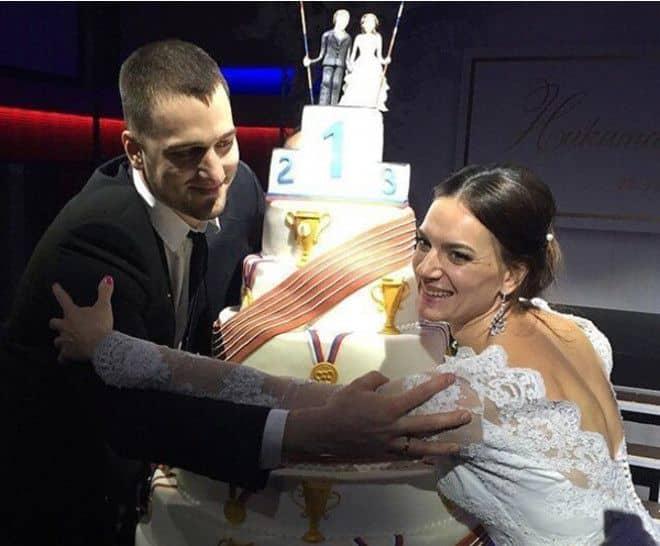 Муж Елены Исинбаевой – Никита Петинов фото