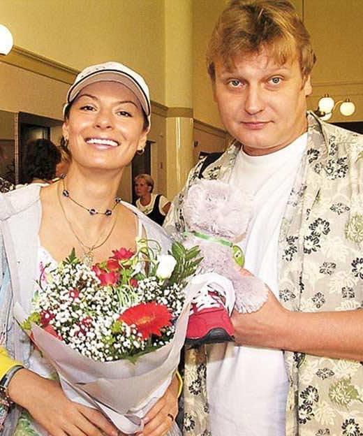 Муж Ирины Лачиной (актриса) – Олег Будрин фото