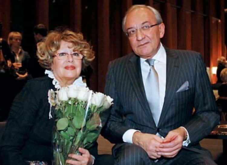 Муж Марины Нееловой – Кирилл Геворгян фото