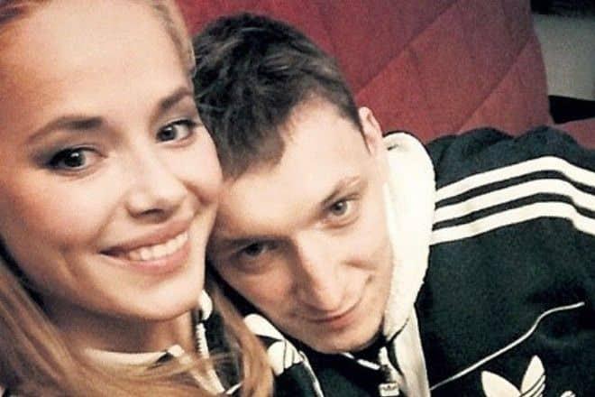 Муж Зои Бербер – Александр Синегузов фото