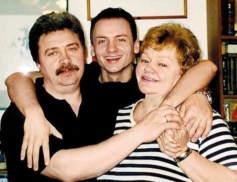 Семья Александра Олешко фото