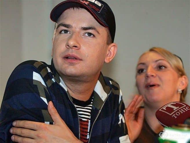 Семья Андрея Данилко фото