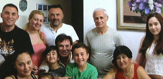 Семья Ефима Шифрина фото