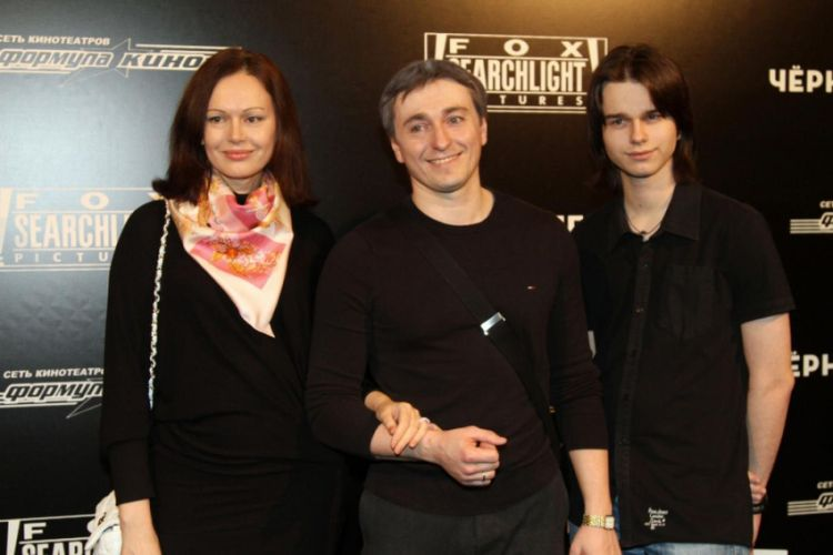 Семья Ирины Безруковой фото