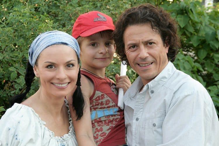 Семья Ирины Лачиной (актриса) фото