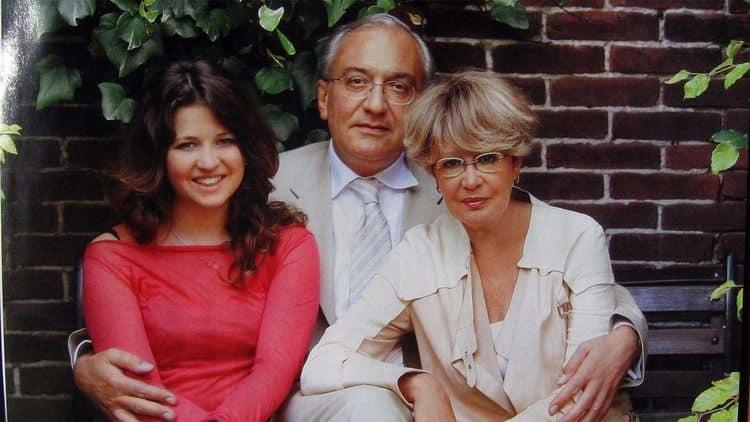 Семья Марины Нееловой фото