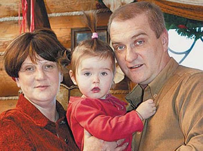 Семья и дети Александра Балуева фото