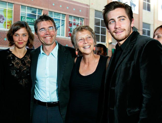Семья и дети Джейка Джилленхола фото