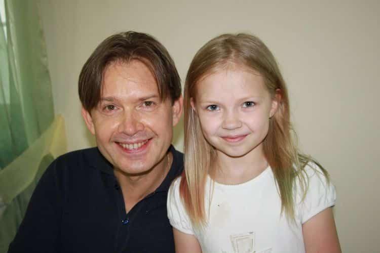 Семья и дети Олега Погудина фото