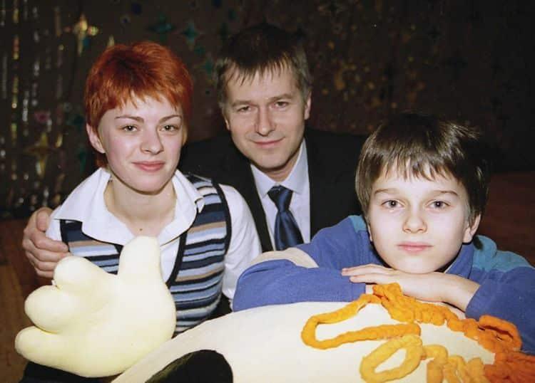 Сын Игоря Ливанова – Тимофей фото