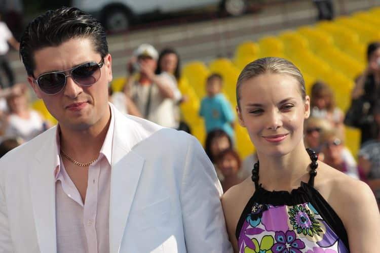 Вахтанг Беридзе и Ольга Арнтгольц — свадьба фото и видео