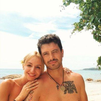 Жена Алексея Анищенко – Полина Кутихина фото