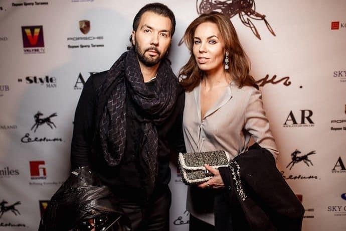 Жена Дениса Клявера – Ирина Клявер фото
