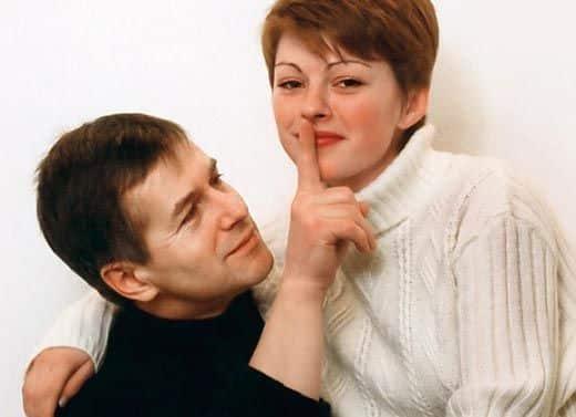 Жена Игоря Ливанова – Ольга Ливанова фото