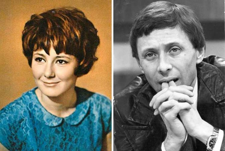 Жена Олега Даля – Елизавета Эйхенбаум фото