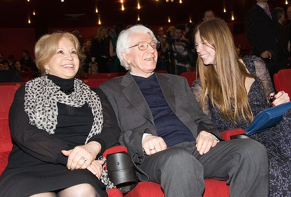 Жена Олега Стриженова – Лионелла Пырьева фото