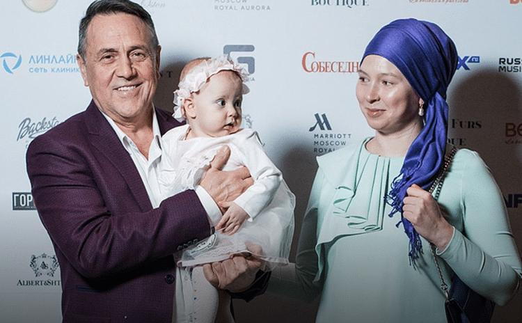 Ренат ибрагимов и его жены и дети фото