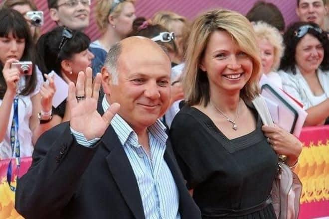 Жена Сергея Газарова – Елена Газарова фото
