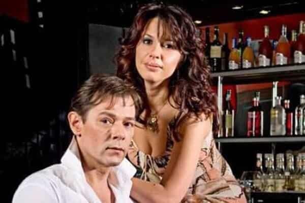 Жена Вадима Казаченко – Ирина Аманти фото